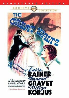 The Great Waltz (1938) DVD NEW • 14.37£