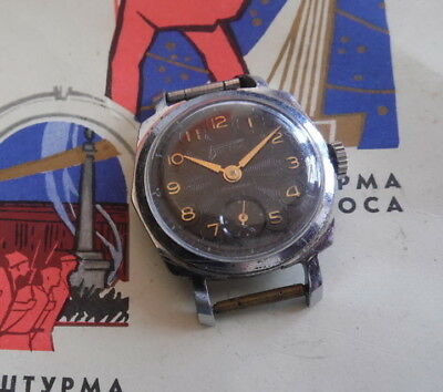$ CDN57.52 • Buy Vostok Cosmos Espace Montre MÉcanique Ancienne 15 Rubis Made In Urss 1960