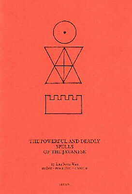 £26.70 • Buy POWERFUL & DEADLY SPELLS OF THE JAVANESE Finbarr Black Witchcraft Occult Magick