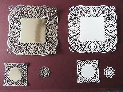 Die Cuts Tattered Lace Victoria Doily Die Cuts • 3£