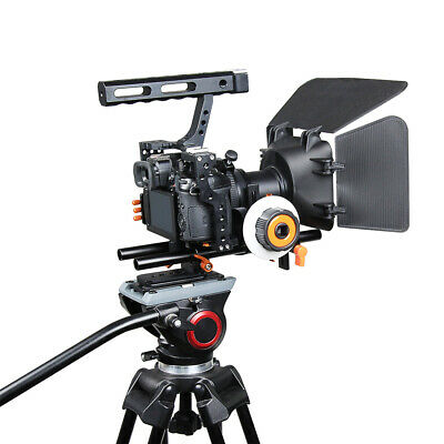 Film Film Video Making System Rig Kit For Sony A7 A7R A7S Series DSLR Camera • 62.27£