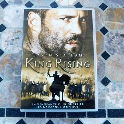Dvd King Rising Dvd Jason Statham  • 2.58£