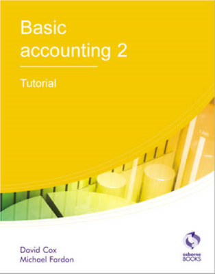Basic Accounting 2 Tutorial (AAT Accounting - Level 2 Certificate In Accounting) • 3.29£