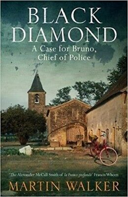 Black Diamond By Martin Walker NEW (Paperback) Fiction Book • 5.49£