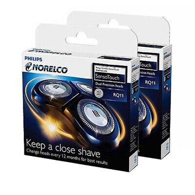 $ CDN91.97 • Buy Philips Norelco RQ11 Replacement Shaving Head For RQ1150 / RQ1180 Models 2 Pack