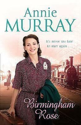 Birmingham Rose By Annie Murray NEW (Paperback) Book • 5.75£