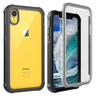 AU12.50 • Buy IPhone 8 7 6 Plus XR XS Max X Case Rugged TPU Bumper Heavy Duty Waterproof Cover