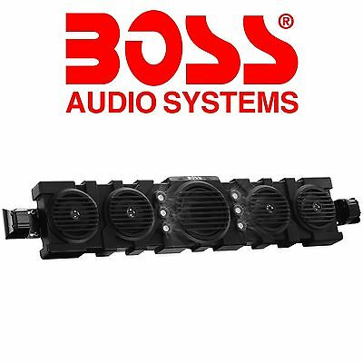 AU728.28 • Buy Boss Audio 40  Reflex UTV Soundbar Bluetooth 1000w Speaker System Yamaha