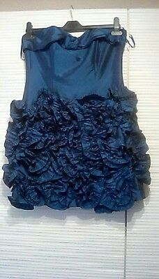 £7 • Buy Ladies  / Girls Prom / Party Dress Size 12BNWTs Ideal For A Teenager *REDUCED*