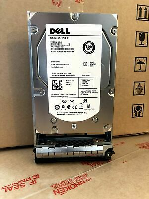 $ CDN97.69 • Buy NEW Dell W347K 0W347K ST3600057SS 600GB 15K 6G 3.5  SAS HARD DRIVE With Tray