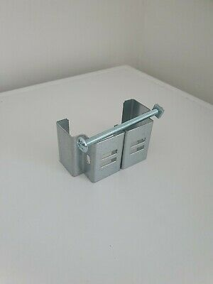 Concrete Fence Post Brackets For Hanging Anything No Drilling Heavy Duty 4 X 5 • 9.99£
