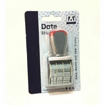 £2.99 • Buy Rubber Date Stamp  Home School Stationary Supplies