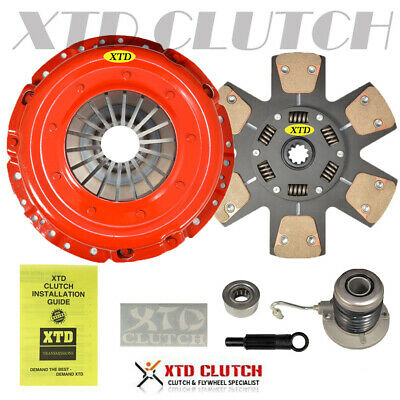 $162.75 • Buy AMC STAGE 3 CLUTCH KIT Fits2005-2010 MUSTANG GT BULLITT SHELBY GT 4.6L 8cyl Usdm