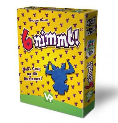 AU20.09 • Buy 6 Nimmt Board Game Card Game