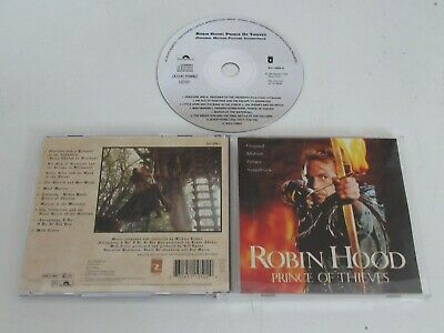Robin Hood Prince Of Thieves/Soundtrack/Michael Kamen (731451105029) CD Album • 11.97£
