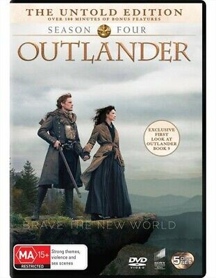 AU21.95 • Buy OUTLANDER : Season 4 : NEW DVD