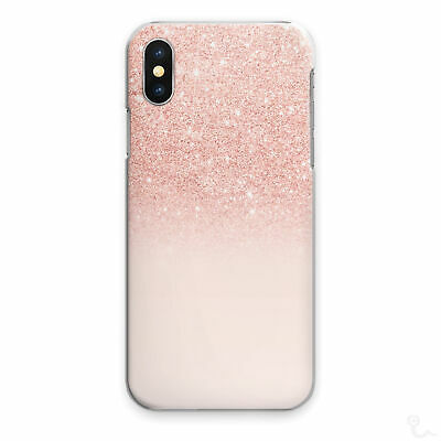 AU12.62 • Buy Pink Stars Phone Case Pink Fade Pattern Hard Cover For Apple Samsung Huawei..