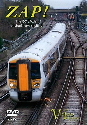 £9.95 • Buy ZAP! - The DC EMUs Of Southern England (Railway DVD)