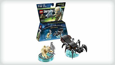 LEGO Dimensions 71218 Lord Of The Rings Gollum Fun Pack NEW & SEALED • 14.75£