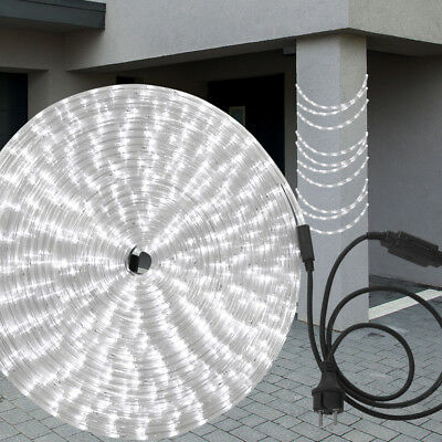 $107.61 • Buy Party ↔19500mm/ LED/ Transparent/clear / Plastic/ OUTDOOR Light Hose