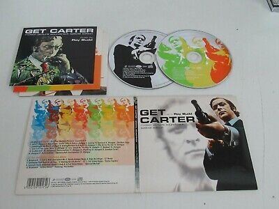 Get Carter/soundtrack/roy Budd(cinephile Cmedd017) 2xcd Album Digipak • 30.16£