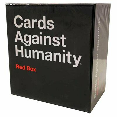 AU34.45 • Buy Cards Against Humanity Red Box Contains 1st, 2nd, 3rd Expansions