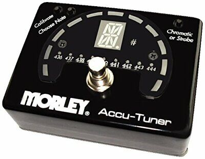 $ CDN128.25 • Buy Morley AC-1 Accu-Tuner Stomp Tuner Guitar Effects Pedal