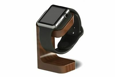 AU17.98 • Buy Apple Watch Charing Dock Station Charger Holder Stand Bamboo Wood Timber On Sale