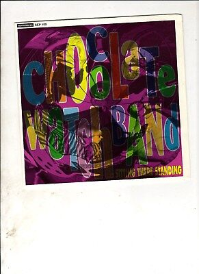 CHOCOLATE WATCHBAND Sitting There Standing 7  EP W/PS RE GARAGE ROCK • 11.35£