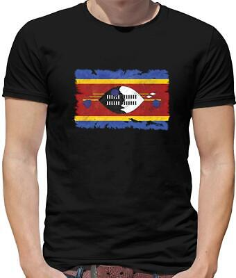 Swaziland Flag Mens T-Shirt - Eswatini - South Africa - Country - Mbabne - Flags • 12.95£