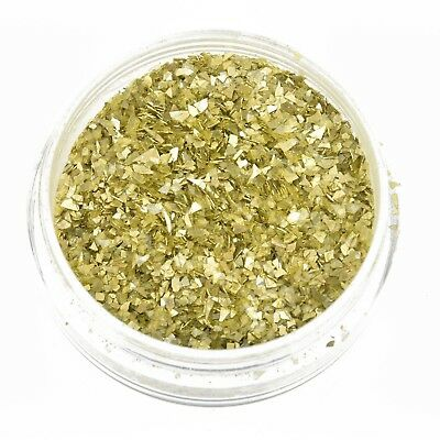 CHARTREUSE Crushed Glass Glitter For ICE Resin By Ranger .25oz Cft0093 • 5.40£