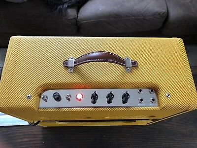 £692.30 • Buy 5e3 Tweed Deluxe Style Premium Model Guitar Amplifier Hand Wired New!