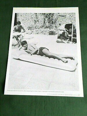 £1.99 • Buy George Best - Manchester United Player  - 1 Page Picture-clipping /cutting #6