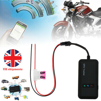 Realtime GPS GSM GPRS Tracker Spy Tracking Device For Car/Vehicle/Van/Motorcycle • 13.99£