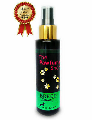 Breed Agility Designer Dog Fragrance.Scented Like Real Perfume.The Pawfume Shop • 8.99£