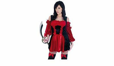 Womens Captains Wench Pirate Shipmate Outfit Fancy Dress Costume Ladies 6 8 • 9.99£