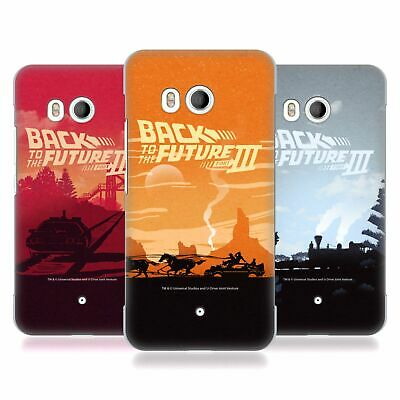 Official Back To The Future Movie Iii Car Silhouettes Back Case For Htc Phones 1 • 9.95£