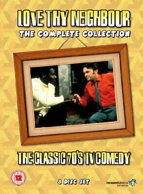 AU125.64 • Buy Love Thy Neighbour - The Complete Collection [DVD]