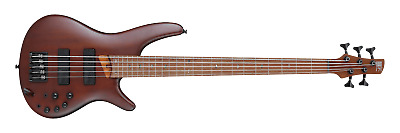 $ CDN1154.99 • Buy Ibanez SR505E-BM SR 5-string Electric Bass Guitar (Brown Mahogany)