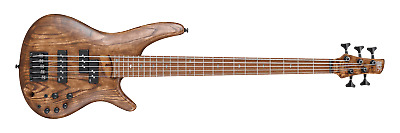 $ CDN1305.14 • Buy Ibanez SR655E-ABS SR 5-strings Electric Bass Guitar (Antique Brown Stained)