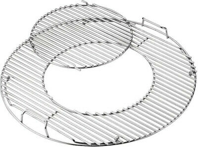 $ CDN77.64 • Buy Weber Cooking Grate Hinged Replacement For 22 1/2 Inch Charcoal Grill Accessory