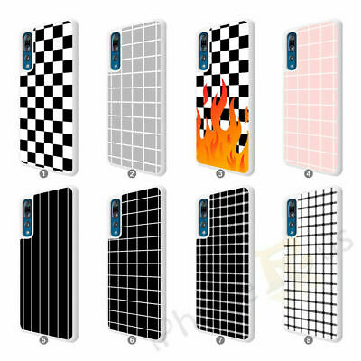 Shape Design Phone Case Cover For Huawei Models 0-83 • 4.31£
