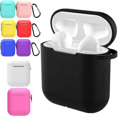 AU1.19 • Buy Candy Colorful Earphone Protective Case Skin Shockproof Cover For Apple AirPods