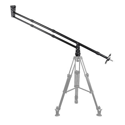 Aluminium Mini Jib Boom Arm Strong Durable Tough Adjustable Lighting Photography • 120£
