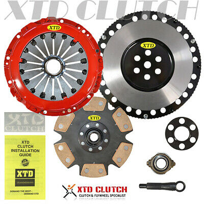 $167.18 • Buy Stage Ceramic 4 Clutch & Flywheel Kit Fits 97-08 Hyundai Elantra Tiburon 2.0l