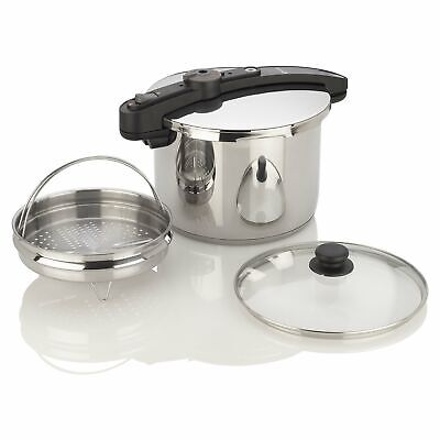 Chef Pressure Cooker Size: 6 Quart • 74.21£