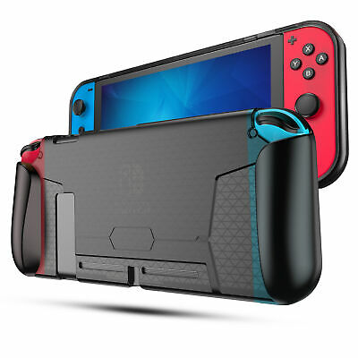 AU14.95 • Buy TPU Protectve Shell Cover Case Card Storage Rubber For Nintendo Switch