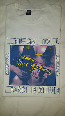 $ CDN63.12 • Buy Brain Dead Negative Fascination Tee T-shirt White Braindead Supreme Awake Large