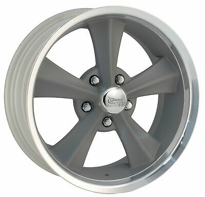 $335 • Buy ROCKET RACING WHEELS Booster 20X8.5 5X114.3 ET13 Gray Paint / Mach (Qty Of 1)