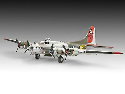 £32.23 • Buy B-17G Flying Fortress 1:72 Scale Model Kit By Revell